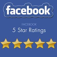 5 Stars on Facebook